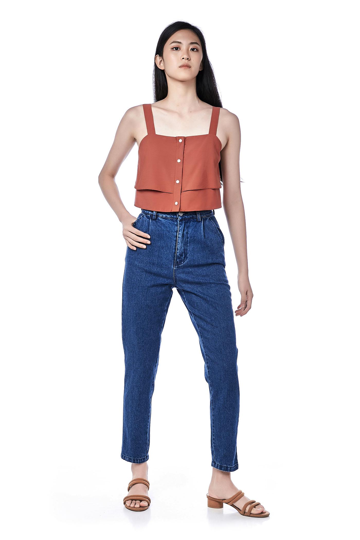 Dandy High-Waisted Jeans