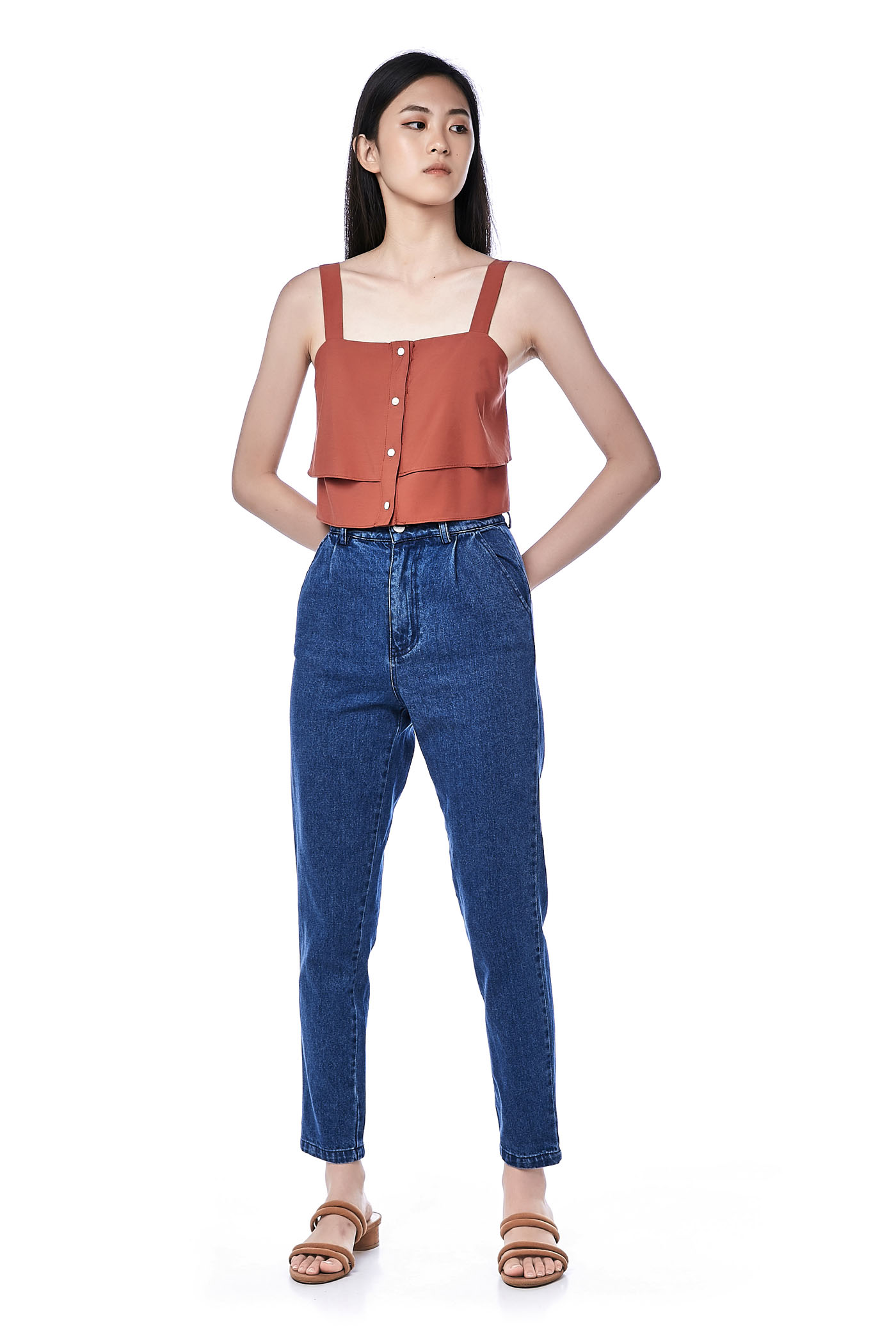 Dandy High-Waisted Jeans