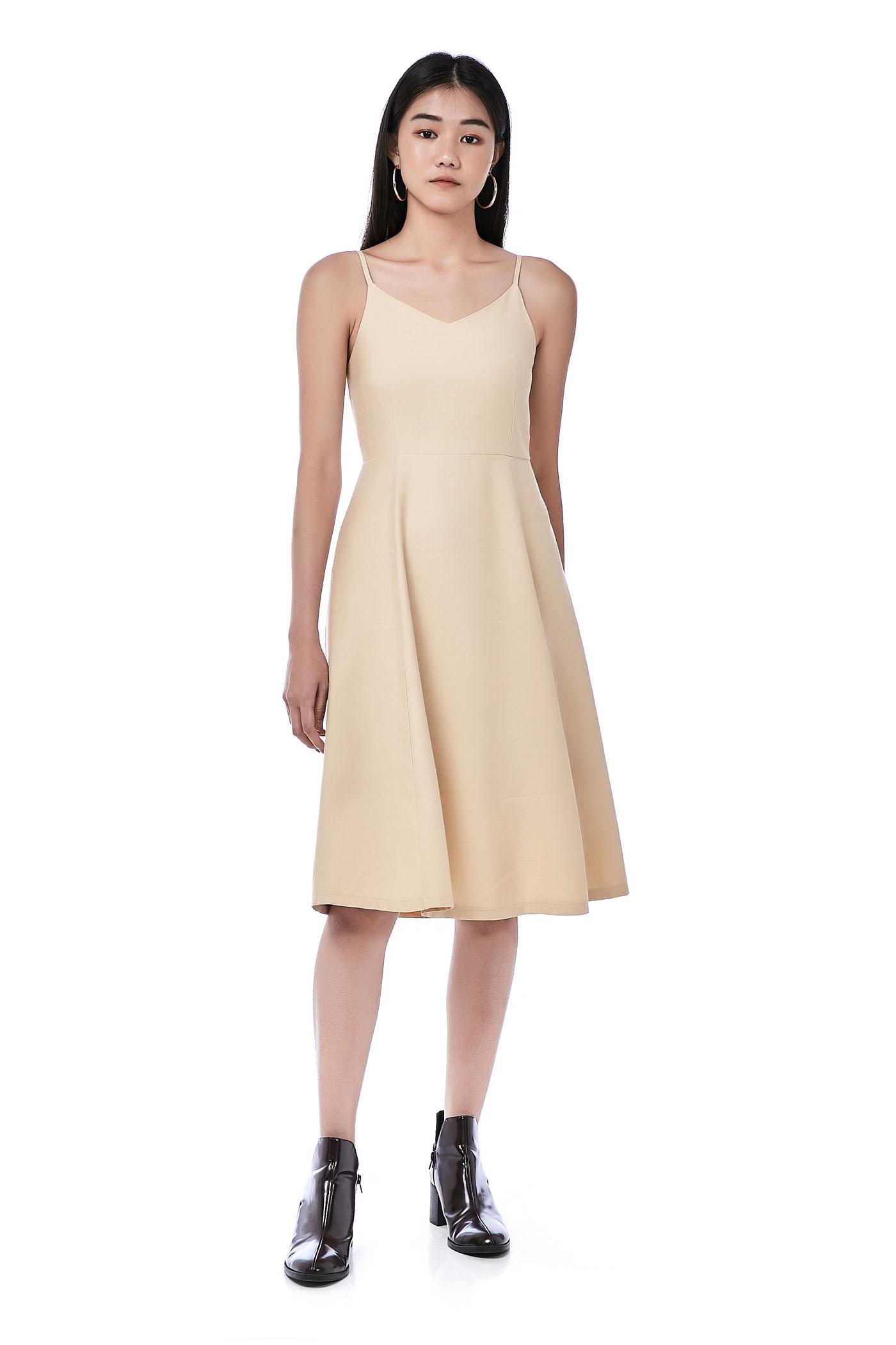Jacklyn V-Neck Cami Dress