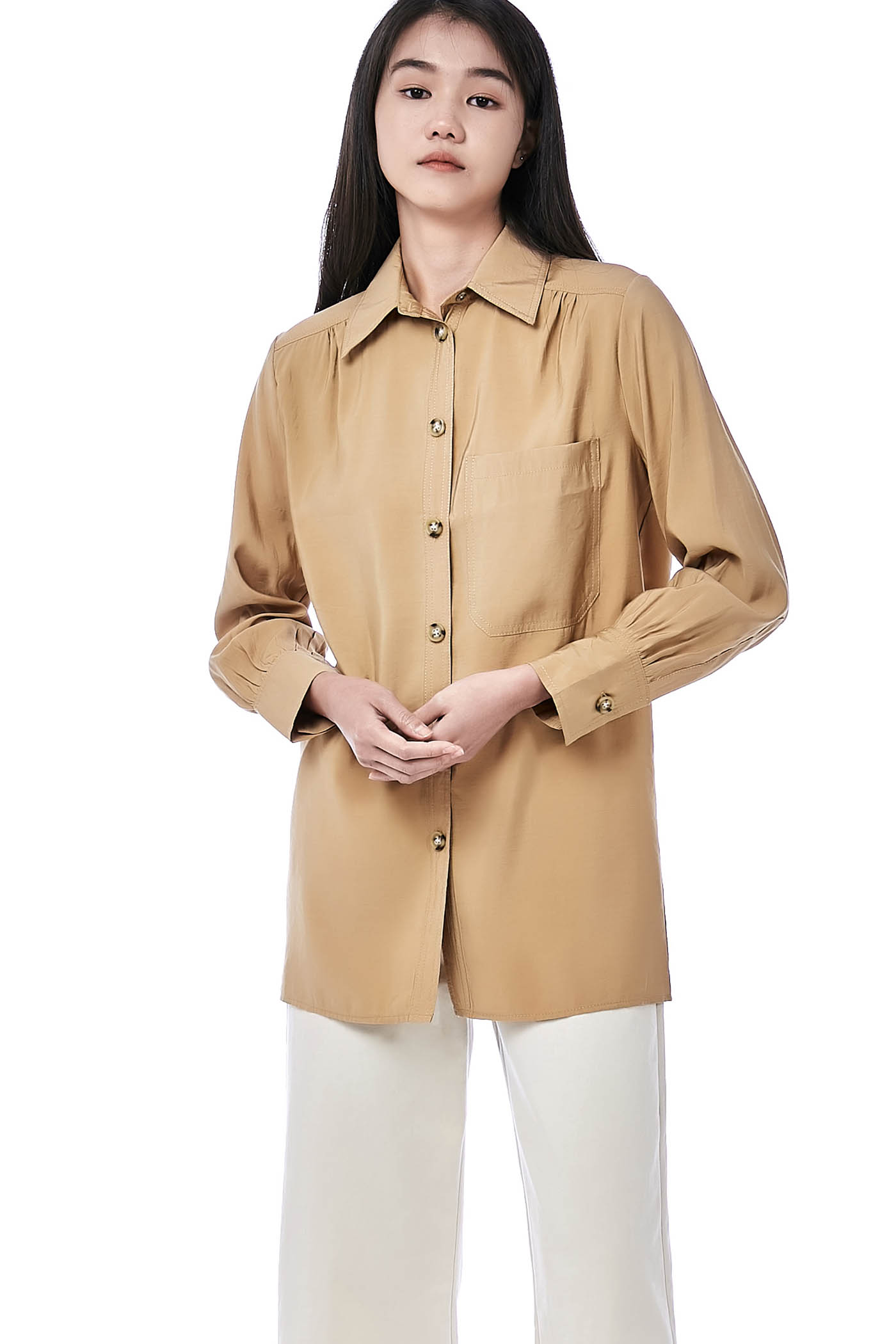Odris Button-Down Shirt