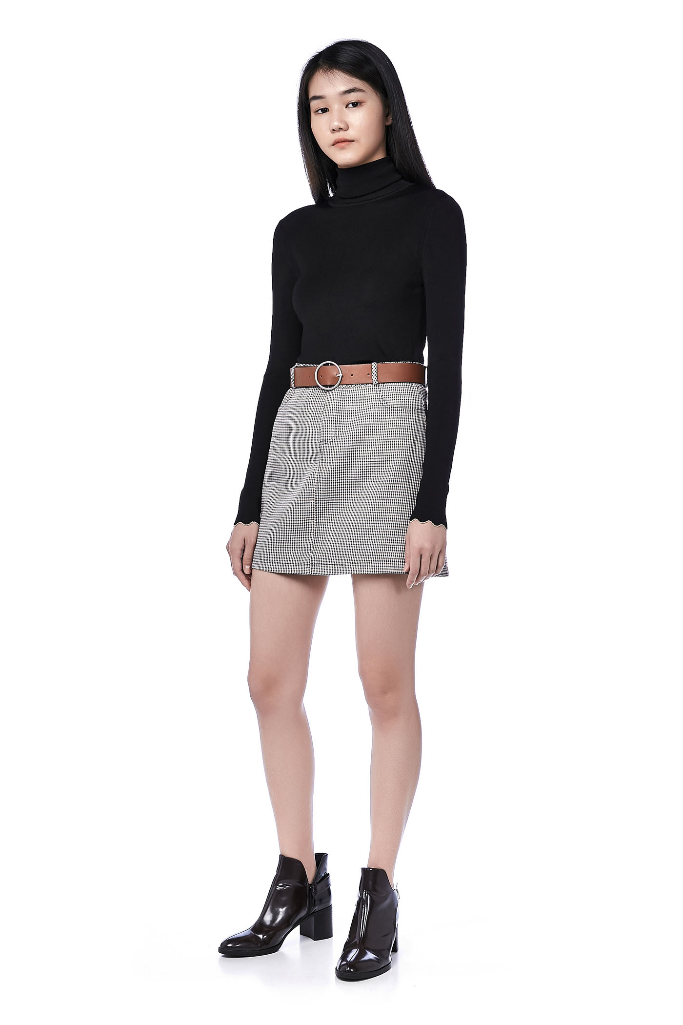 Juliet Mini Skirt