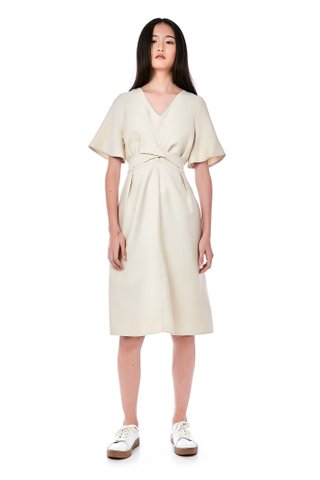 Desia Back-Tie Dress