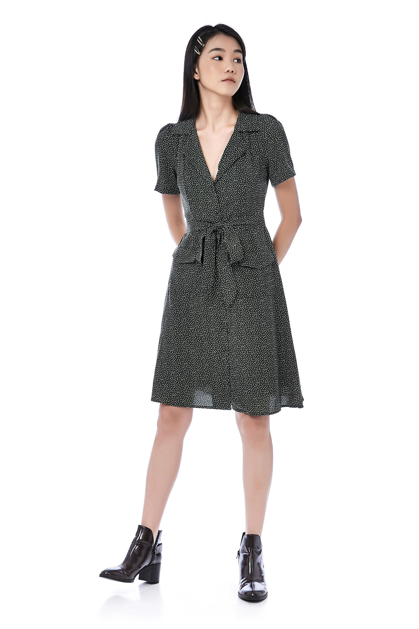 Elishh Shirtdress