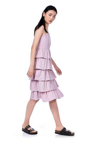 Mahalia Tiered-Ruffle Dress