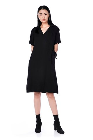 Esma V-Neck Dress
