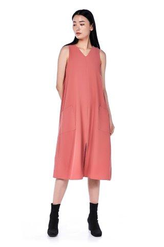 Ezya Tent Dress
