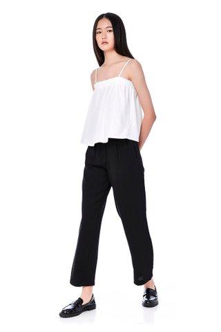 Lexy Back-Tie Top