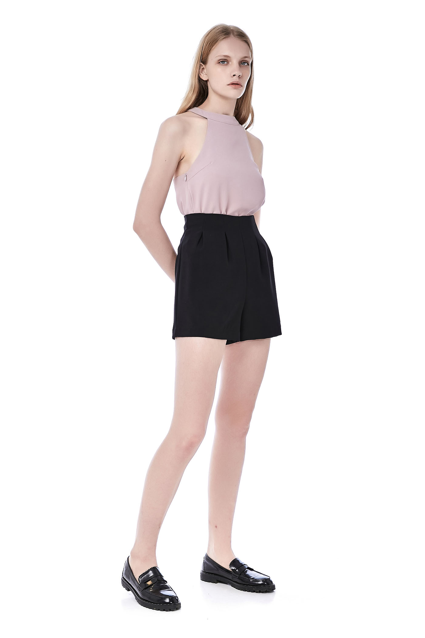 Gevia Cross-Back Top