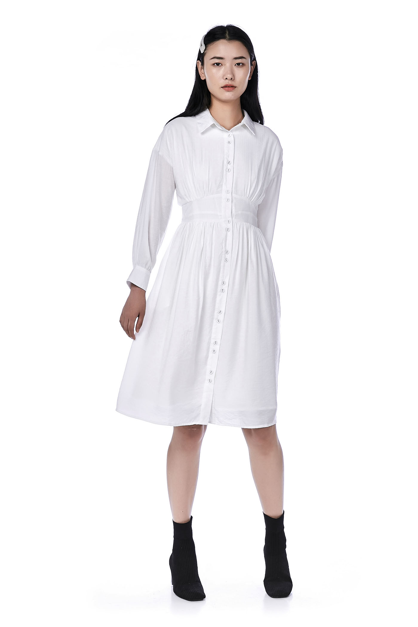 Nyema Shirtdress