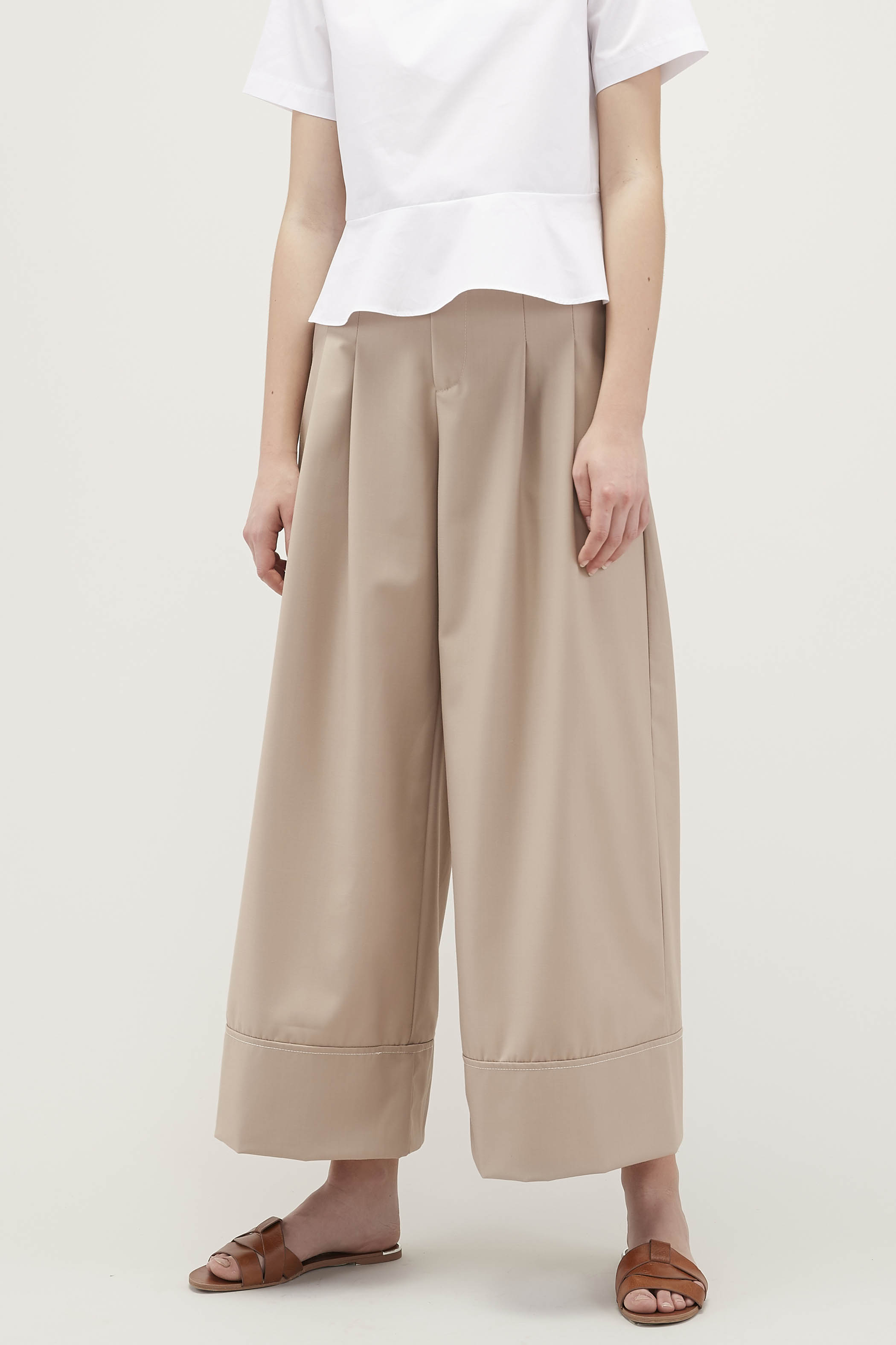 Marger Wide-Leg Pants