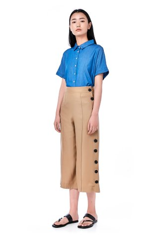 Pavel High-Waisted Pants