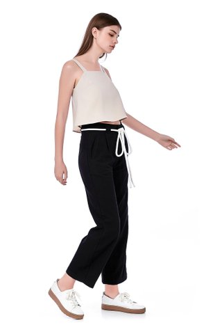 Maias Square Neck Crop Top