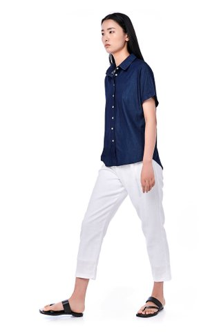 Greta Boxy Shirt
