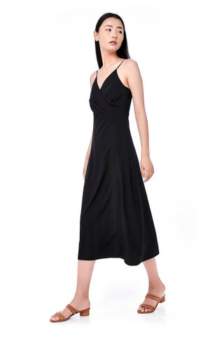 Kaera Overlap Dress
