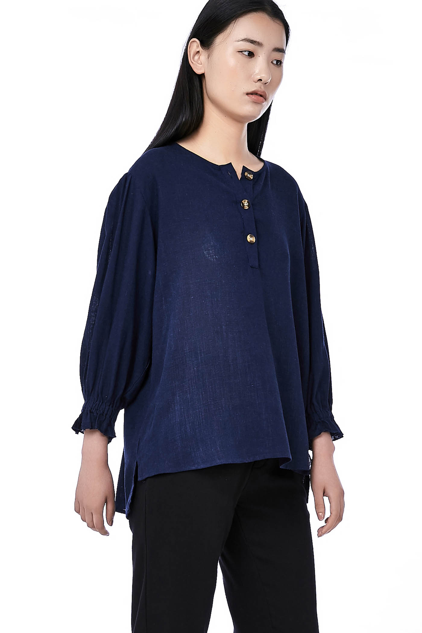 Amorra Oversized Blouse