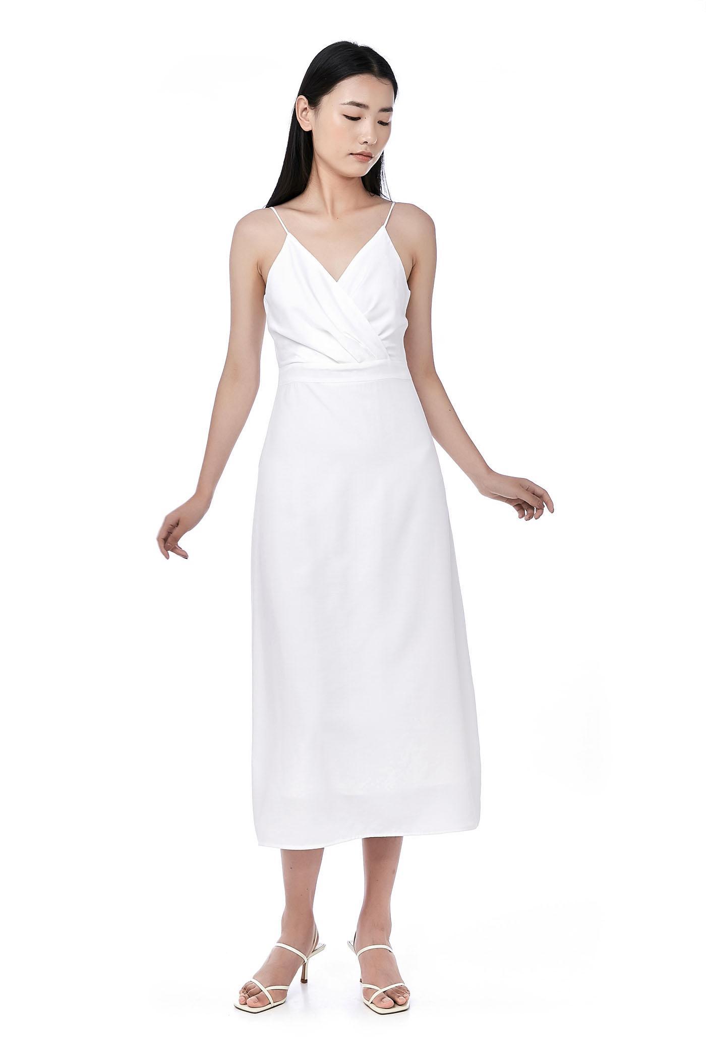 Kaera Overlap Dress