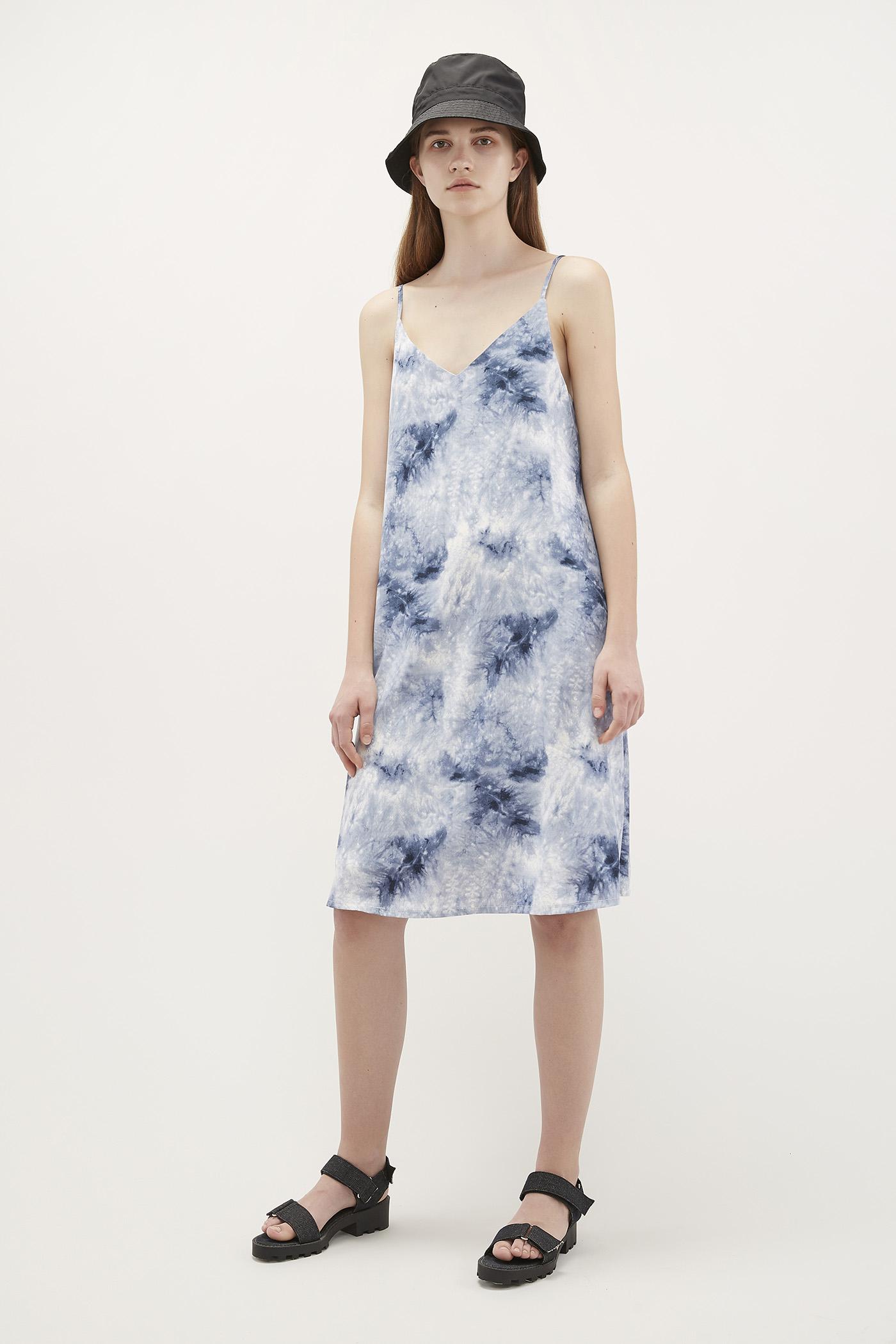 Tayia Cami Swing Dress