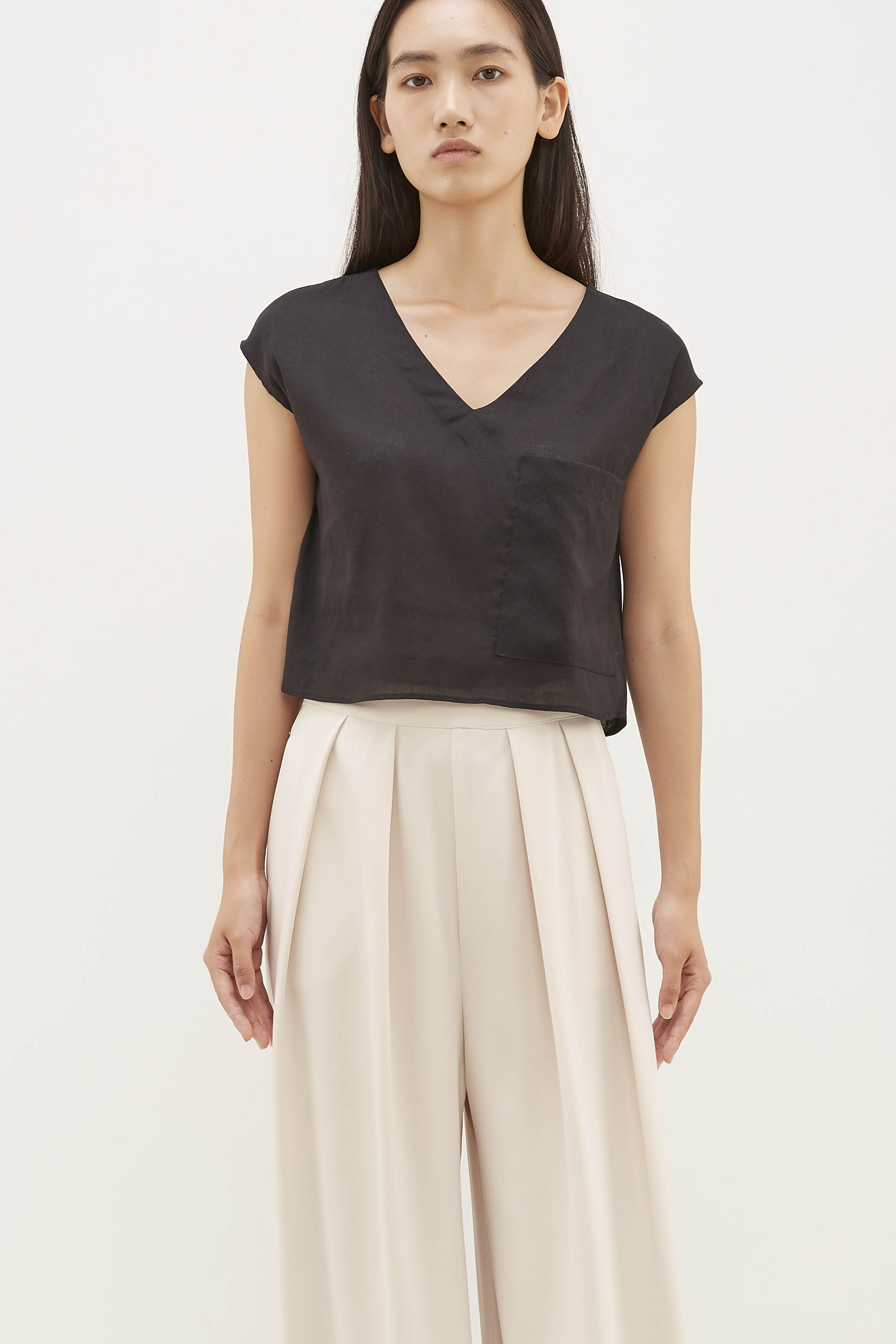 Aneeta Crop Top