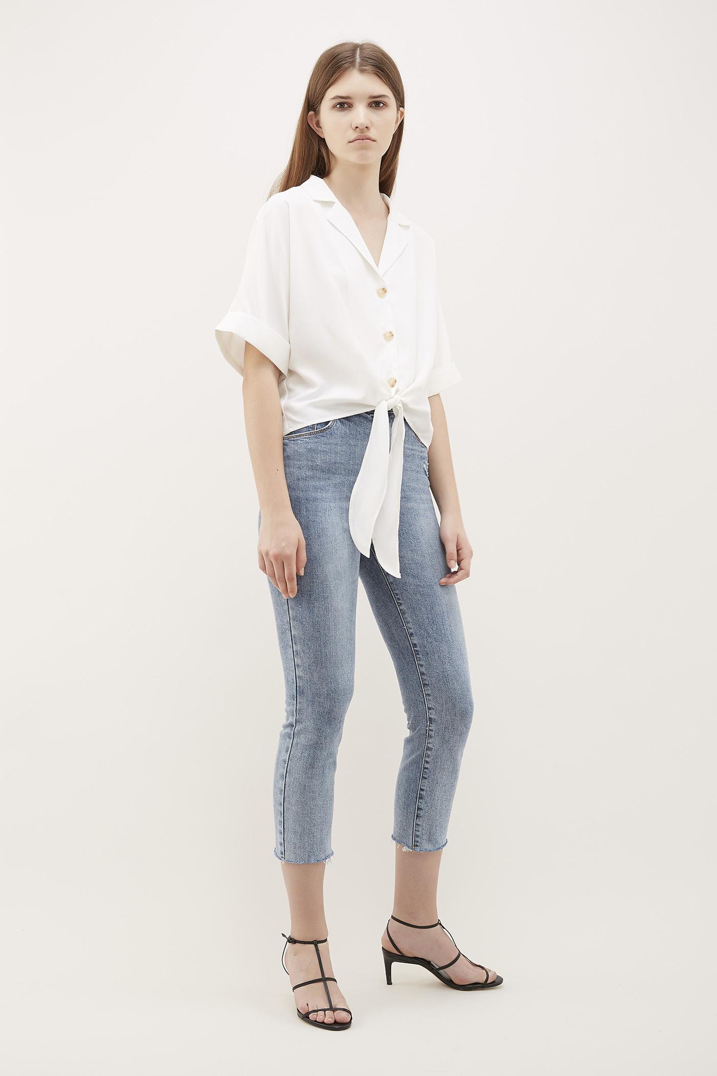 Mozza Skinny Jeans
