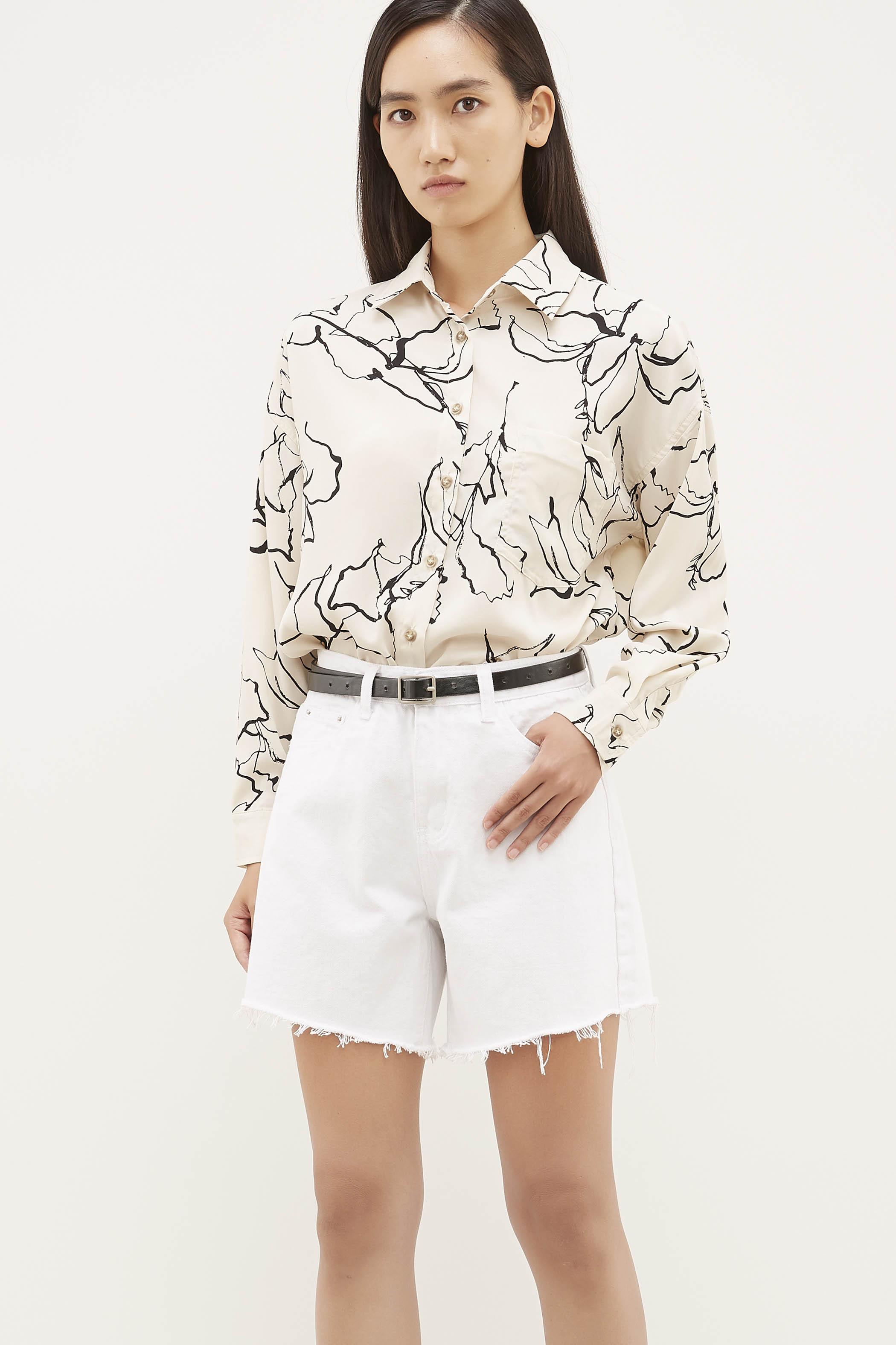Chitra Oversized Shirt