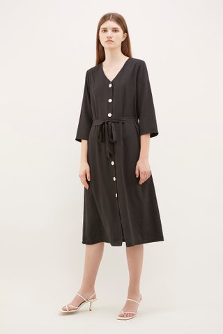 Attila Button-Through Dress