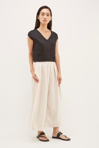 Swara Pleated Pants