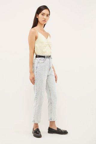 Menas Straight-Leg Jeans