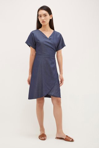 Emrys Wrap Dress