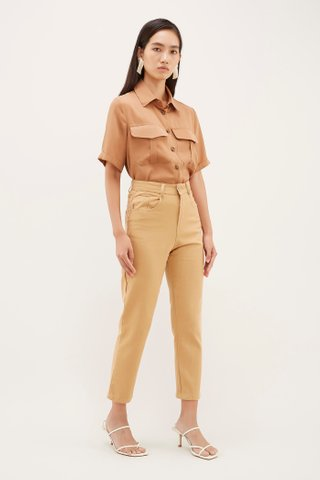 Soen High-Waisted Jeans