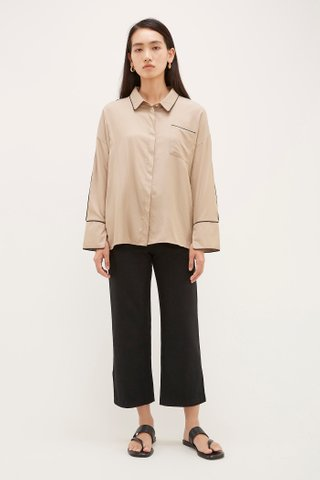 Dallas Collared Blouse