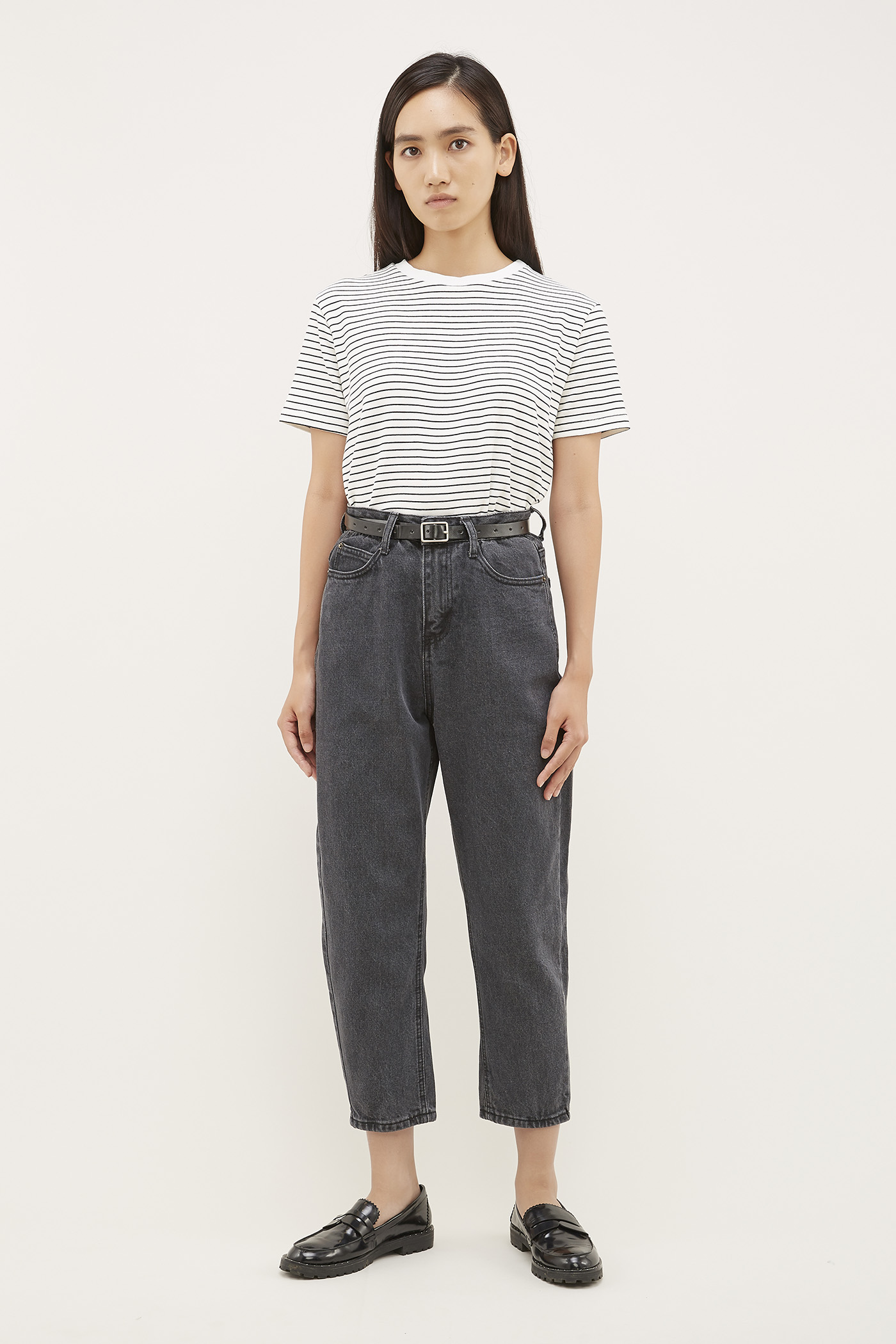Teagen High-Waisted Jeans