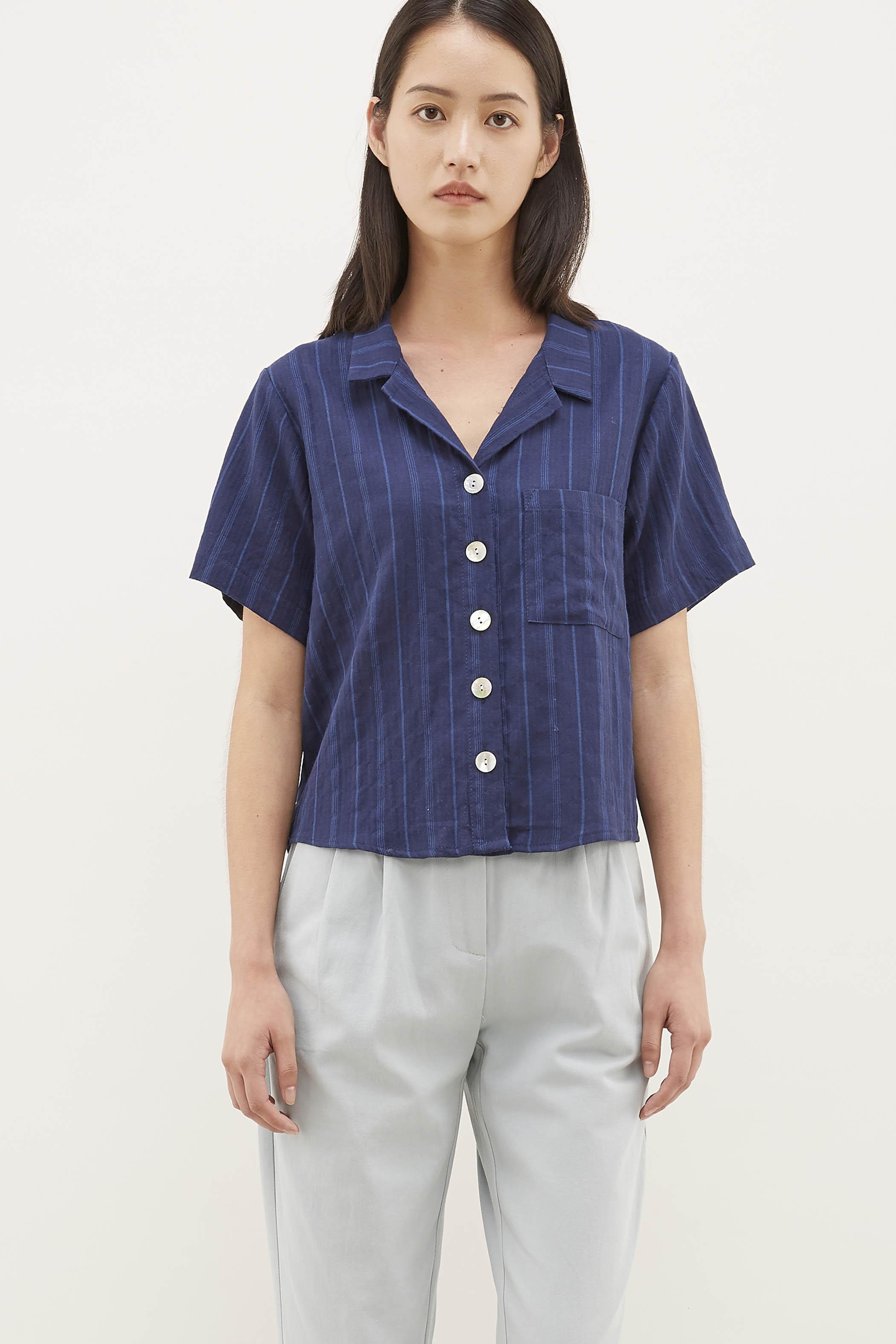 Yolie Boxy Shirt