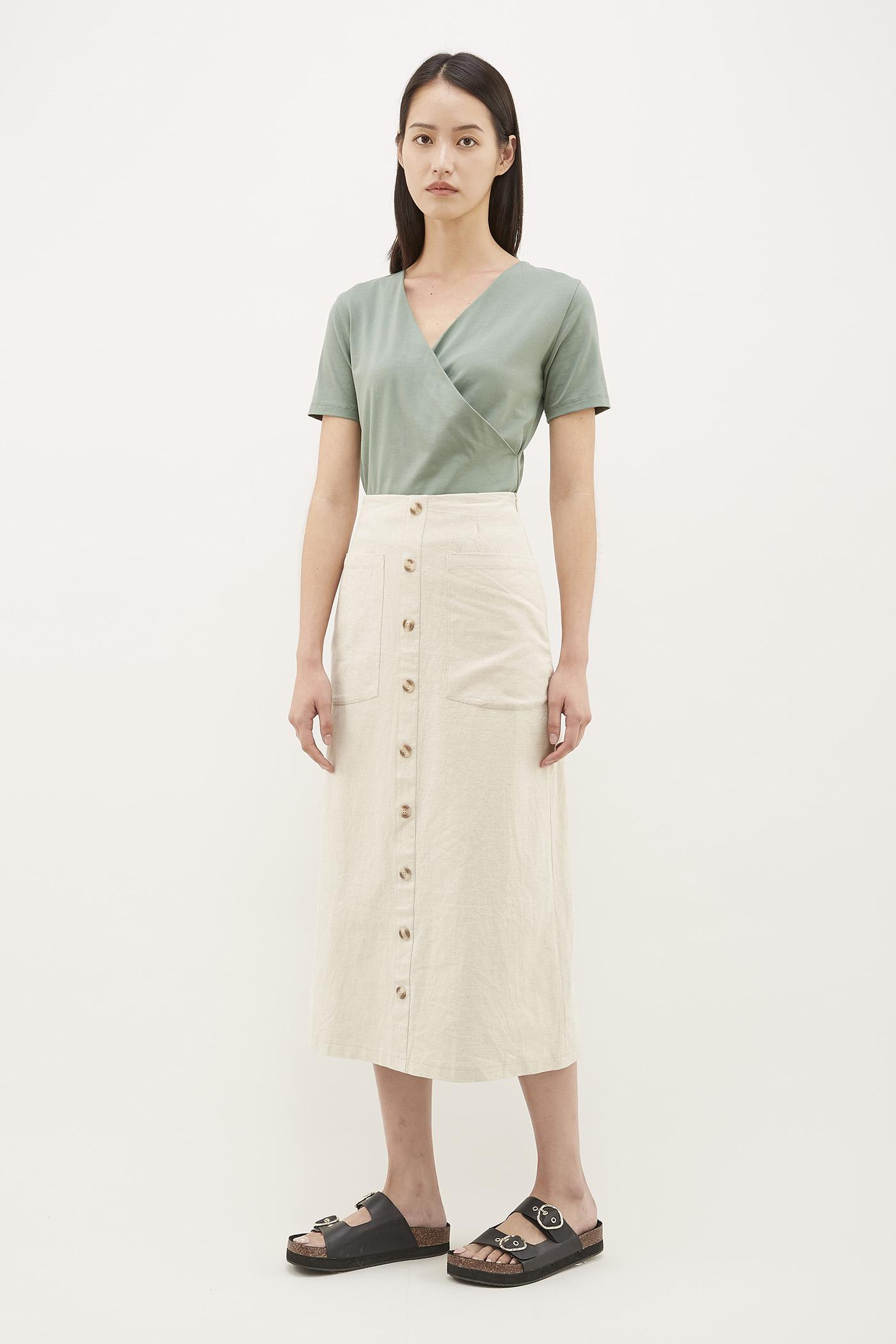 Yael Midi Skirt