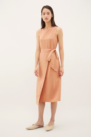 Kahil Wrap Dress