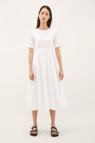 Azzu Broderie Dress