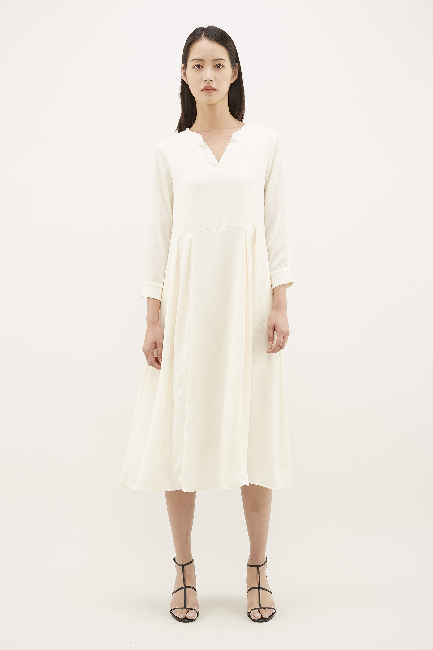 Jerome Notch-Neck Dress