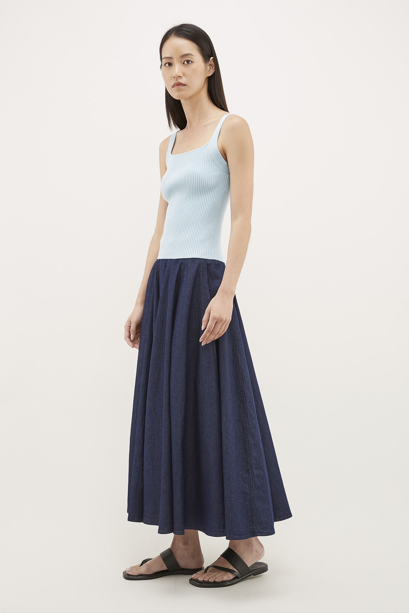 Dinaz Circular Skirt