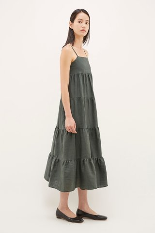 Vicky Tiered Maxi Dress