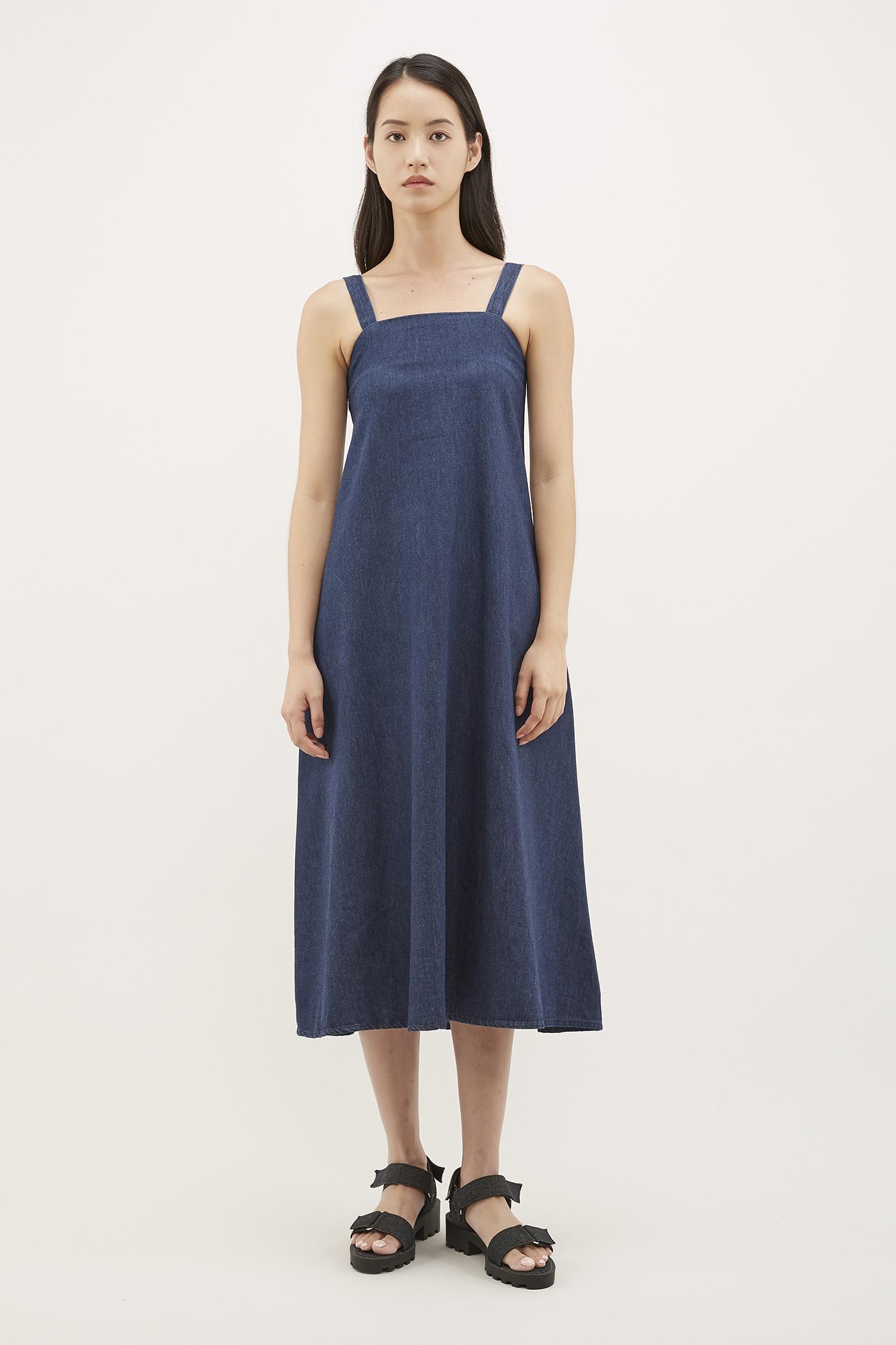Ziva Denim Dress