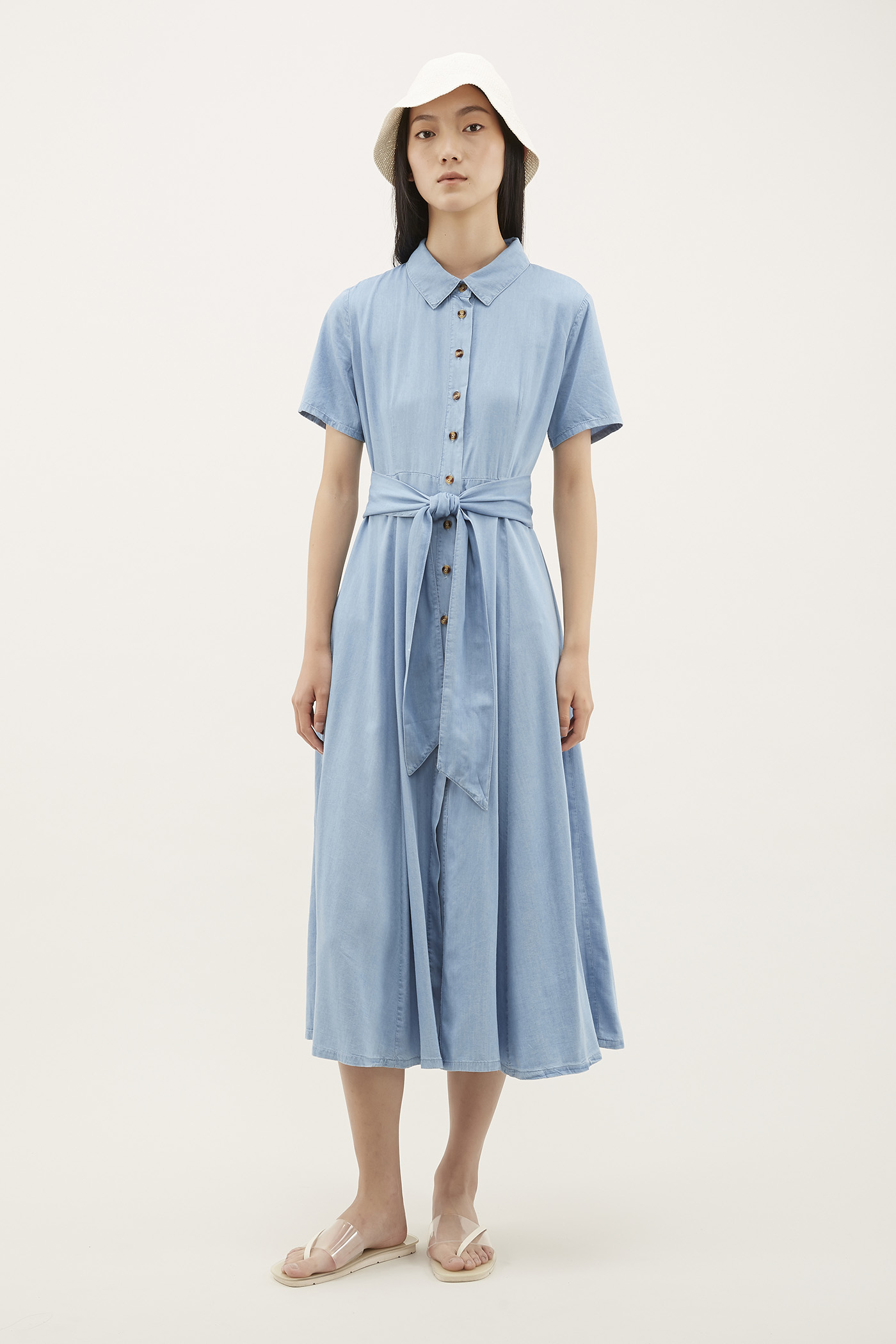 Karsen Shirtdress