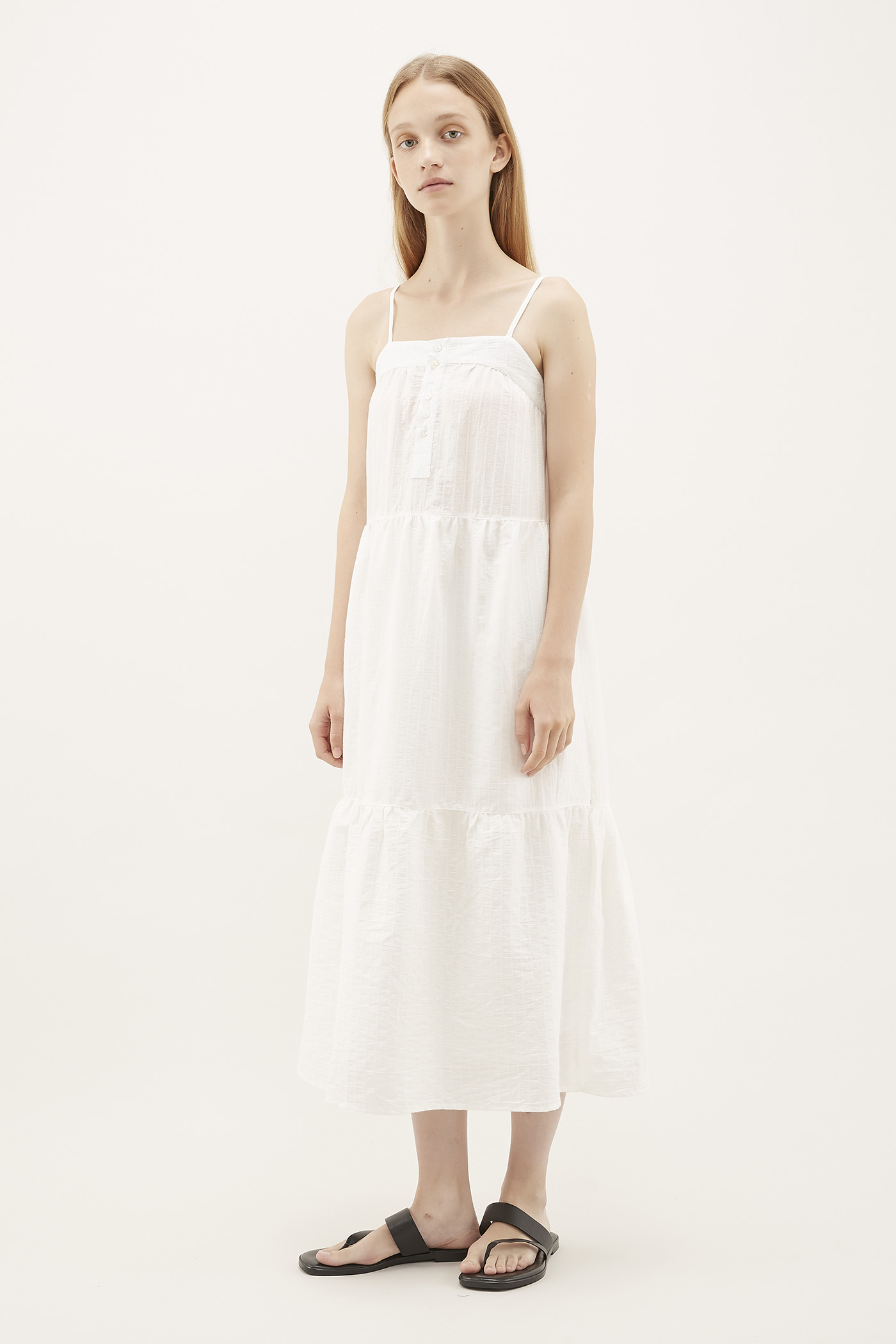 Raina Tiered Dress