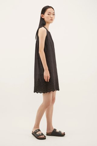 Harla Eyelet Dress