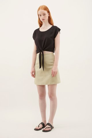 Meya Fitted Skirt