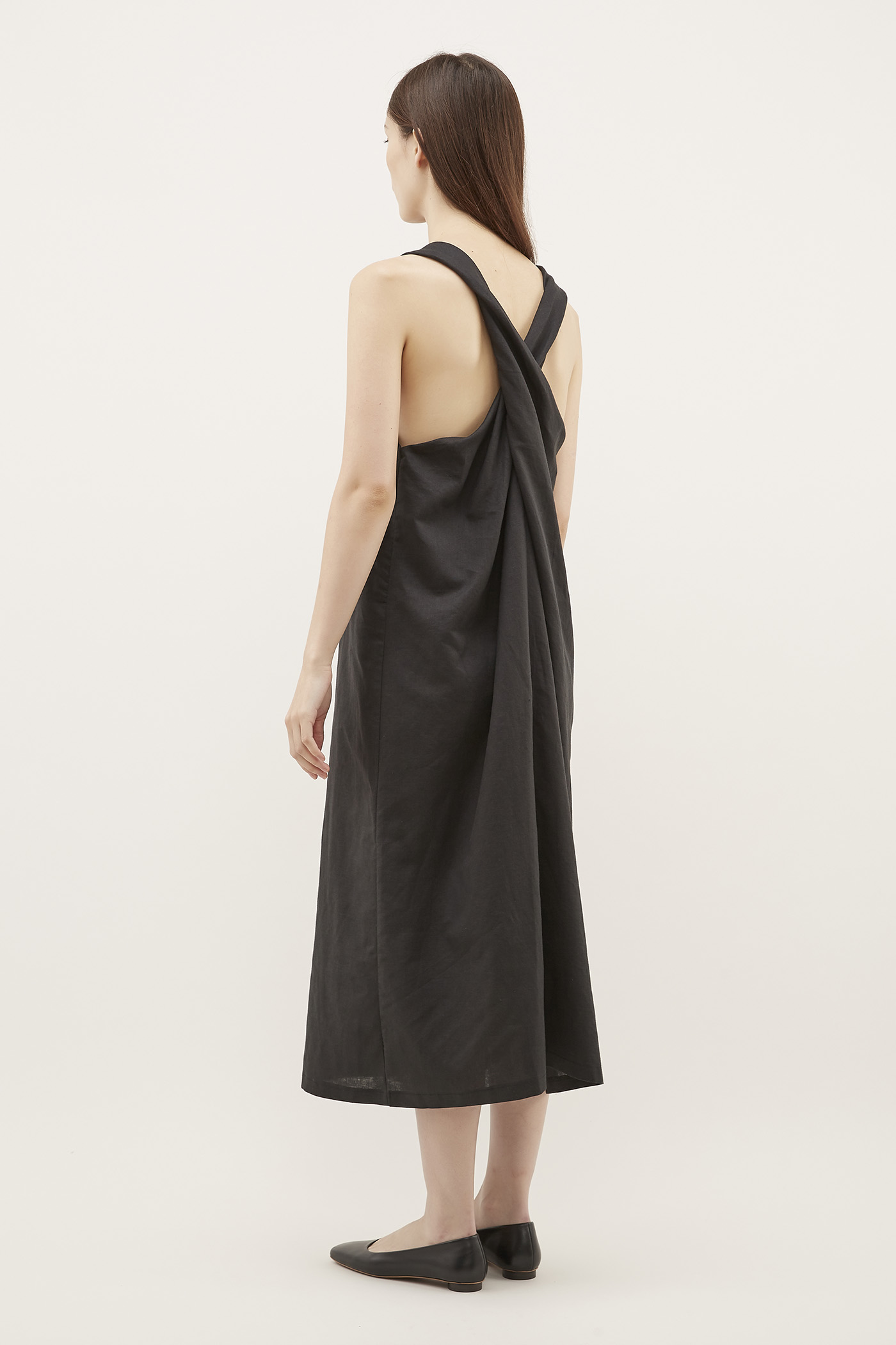 Mazel Twist-knot Dress