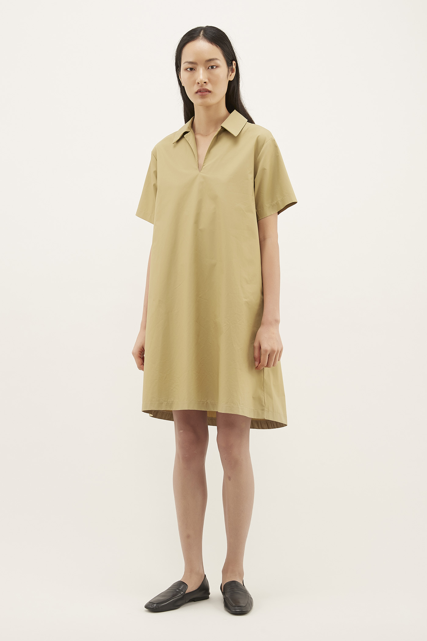 Clarice Oversized Dress