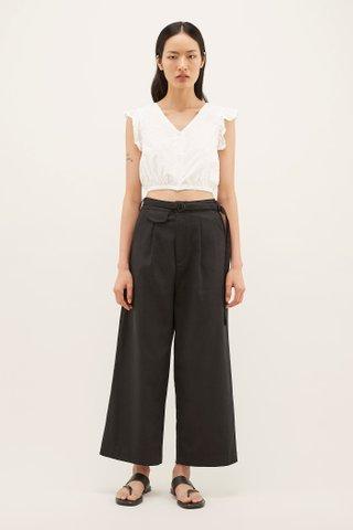 Freyza Belted Pants