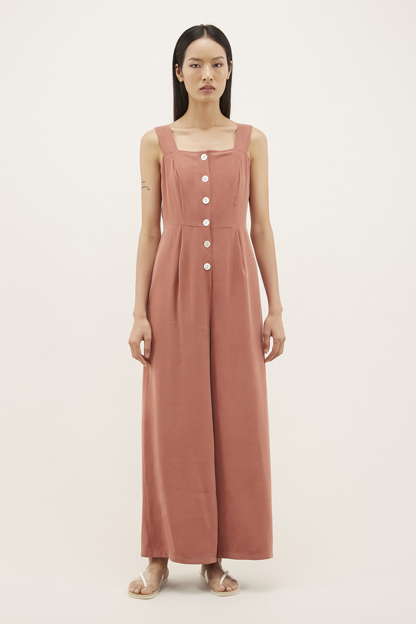 Edian Wide-leg Jumpsuit