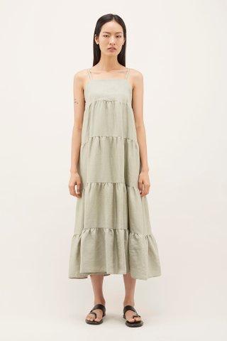 Vicky Tiered Maxi Dress