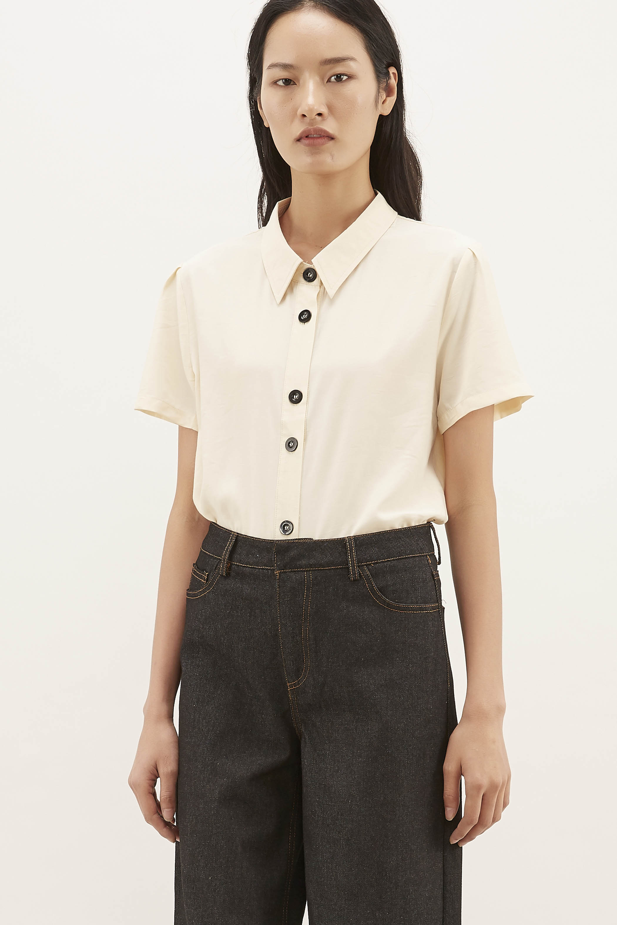 Lenora Short-sleeve Shirt