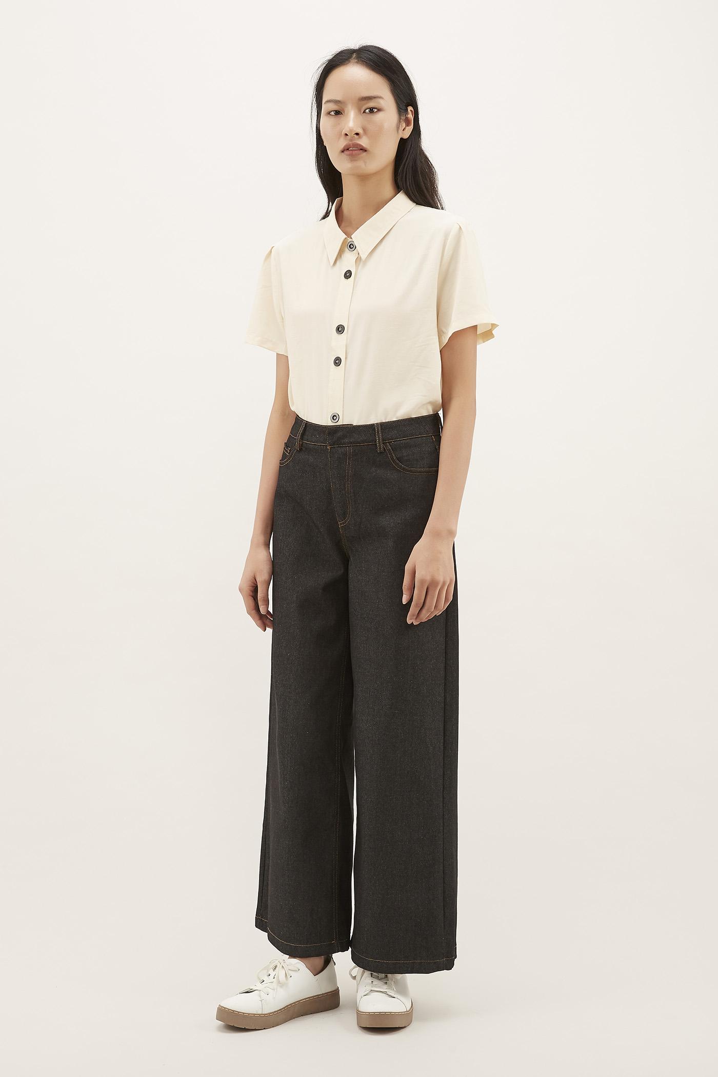 Lenora Short-sleeve Shirt